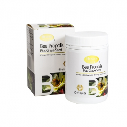 Bee Propolis + Red grape seed 200s Health Life - Health Life