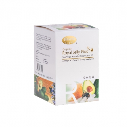 Royal Jelly Plus Avocado 365 Health Life - Health Life